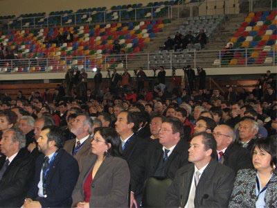 Congreso Extraordinario de Municipalidades